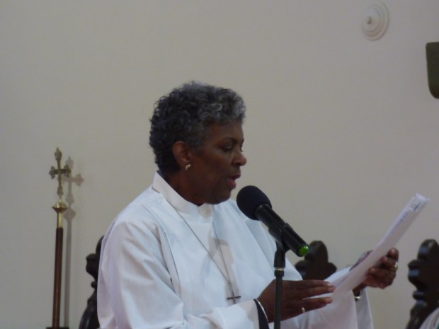 Instructed Eucharist speaker