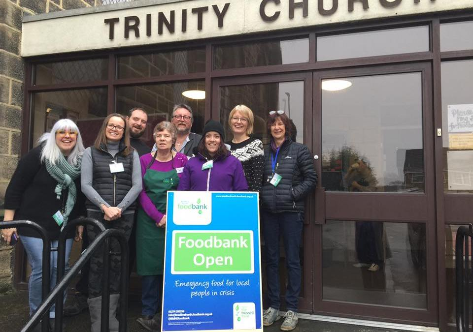 Reflections Of Trinity Food Bank