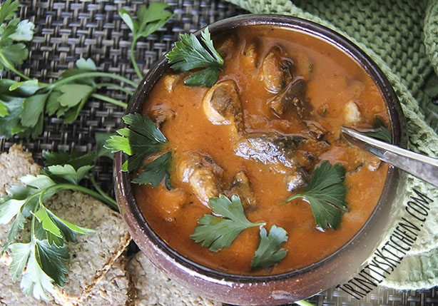 Mushroom Cardamom Soup_a