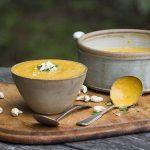 Roast Cashew Soup SQ