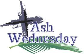 Ash Wednesday and Midweek Lent Worship Schedule