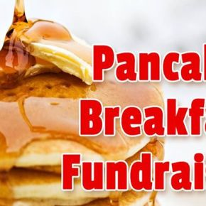 Pancake and Belgian Waffle Breakfast with Silent Auction