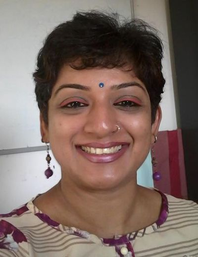 Amritha - TRINS Faculty