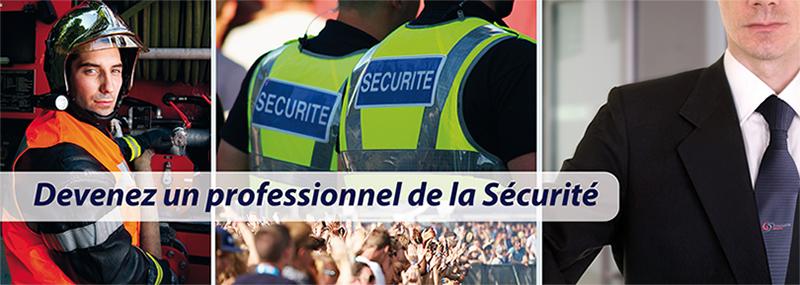 recrutement métiers de la sécurité