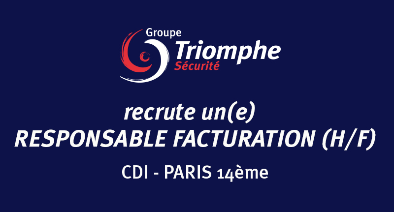 responsable facturation
