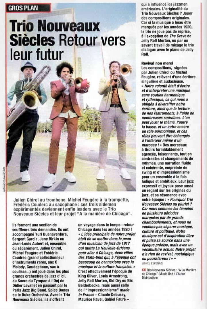 Jazz Magazine 03 18