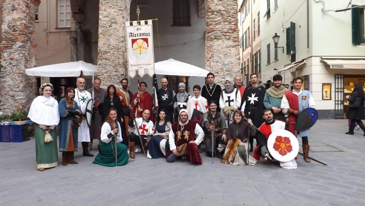 Gruppo Storico La Medioevale a Triora Mabon 2019