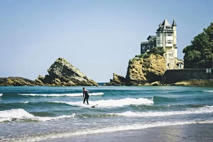 Les plus beaux spots de Surf du Sud-Ouest de la France