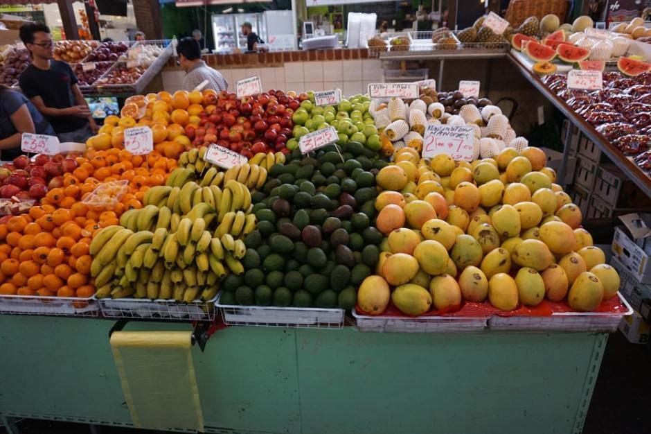 Des fruits, des fruits, des fruits et plein de couleurs