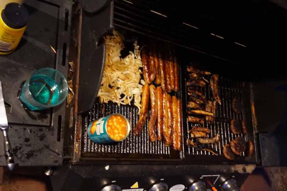 barbecue-kirup