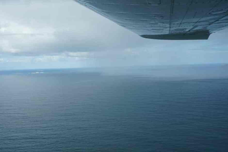 rain-on-the-ocean