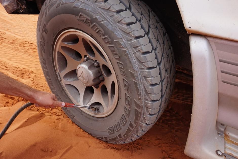 francois-peron-deflate-tyre