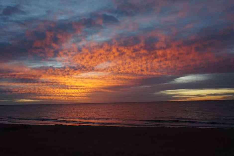 sunrise-exmouth