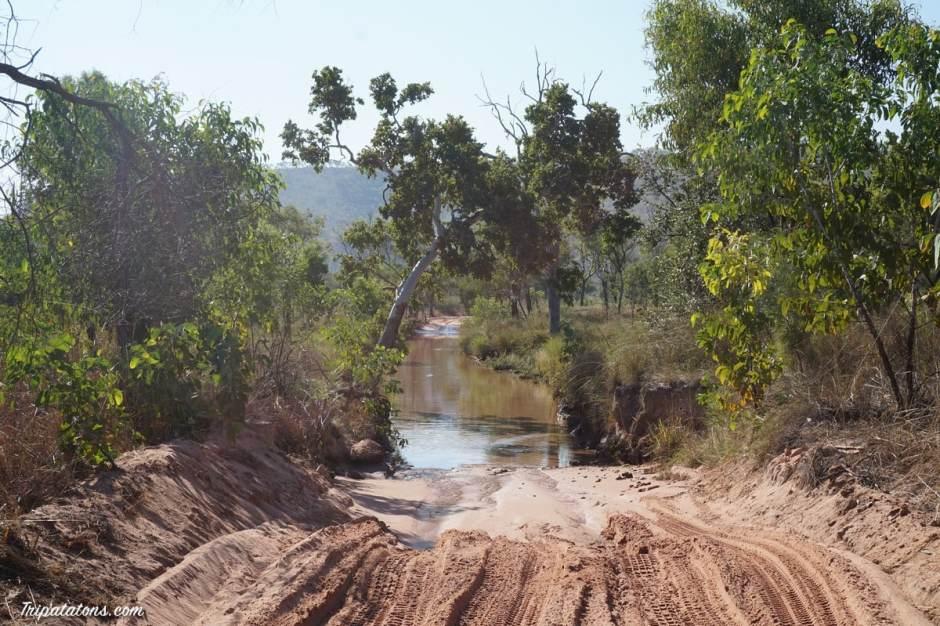 el-questro-gorge-road