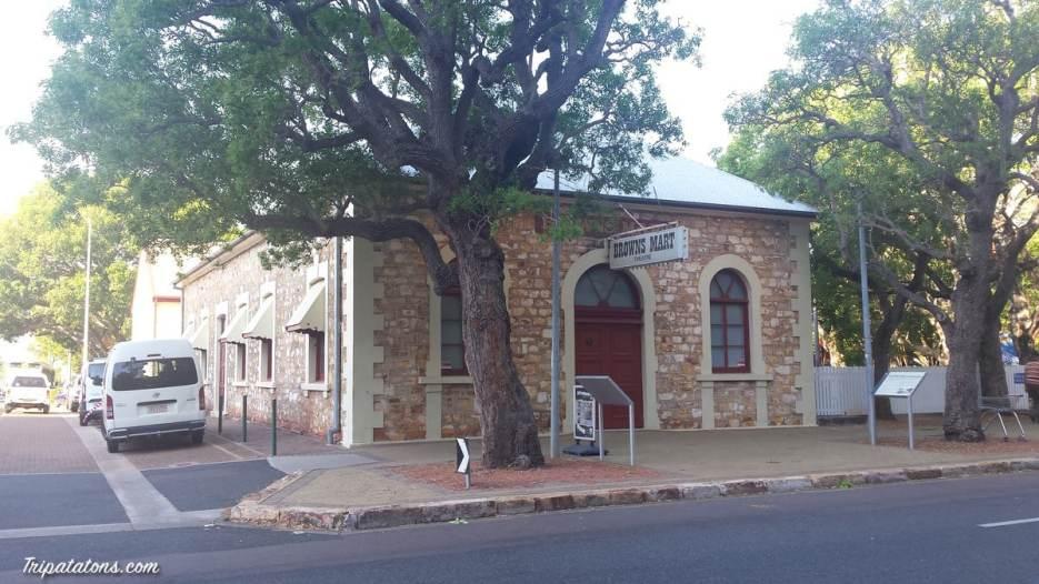 Brown's Mart Theatre