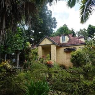 cottage museum, leur premier lieu d'habitation