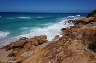 Pinnacles beach