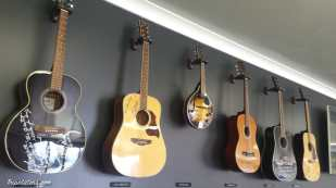 Guitares à Tamworth