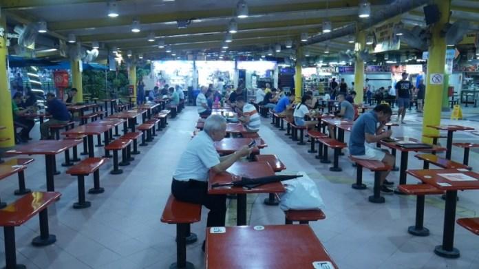 Zion Riverside Food Centre Singapore Tripatrek Travel