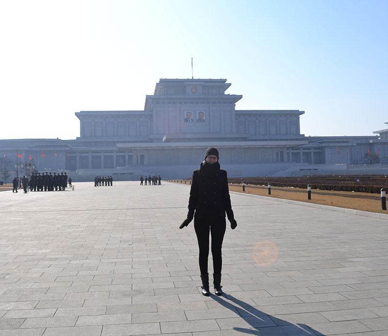 plog-2-dprk - Kumsusan Memorial