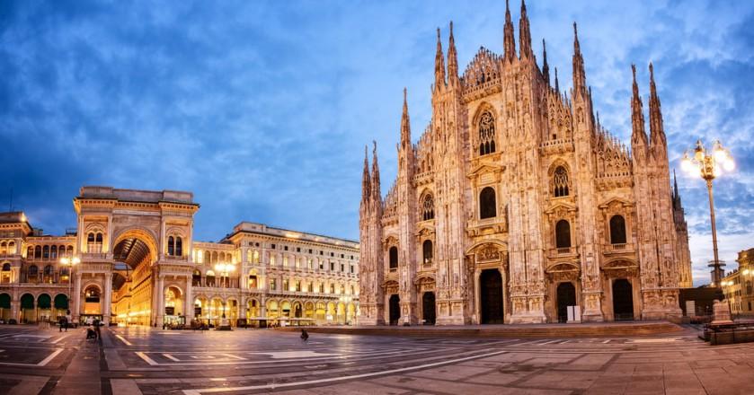 Milan Cathedral Best Places to visit in Milan