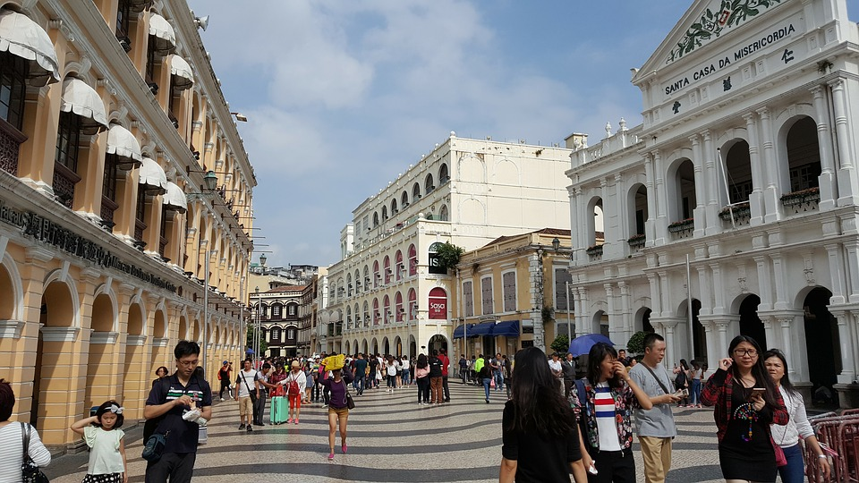 best places to visit in Macau