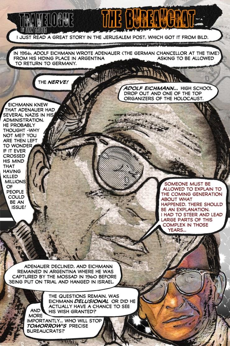 Bureaucrat -Adolf Eichmann