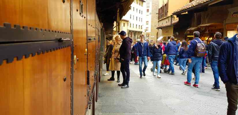 visit Florence in a day