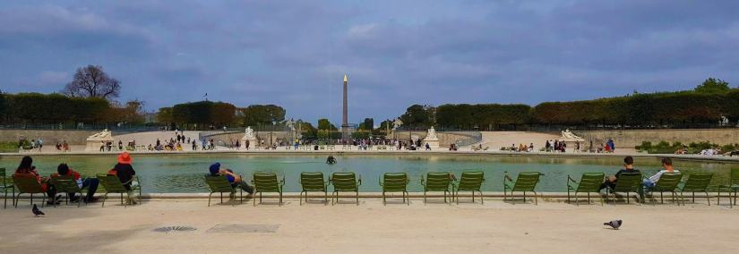 paris is the city of fountains