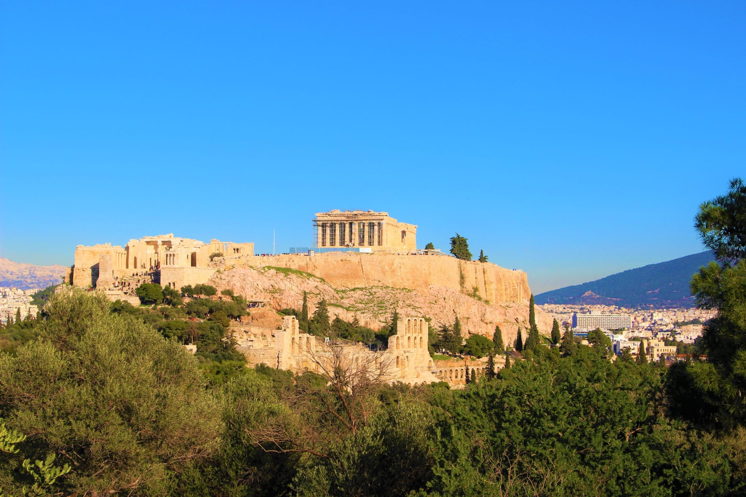 Why is the Parthenon important, special and famous?