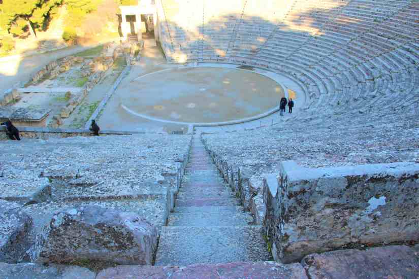 The Remarkable Epidaurus Theater