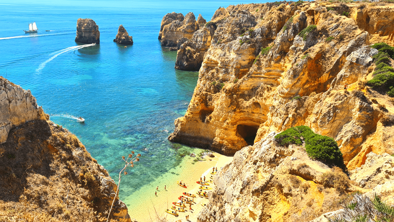 Algarve Portugal best beaches in Portugal