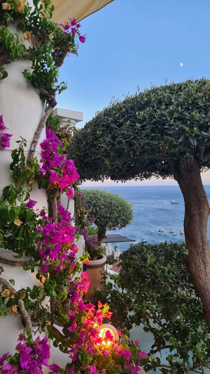 Top 4 Best restaurants in Positano Italy with a view 78