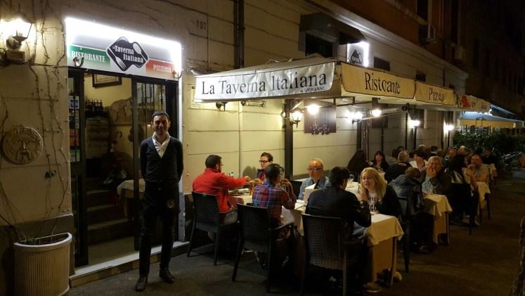 Ristoranti economici a Roma.Pizzeria a Roma. Ristorante di pesce a Roma