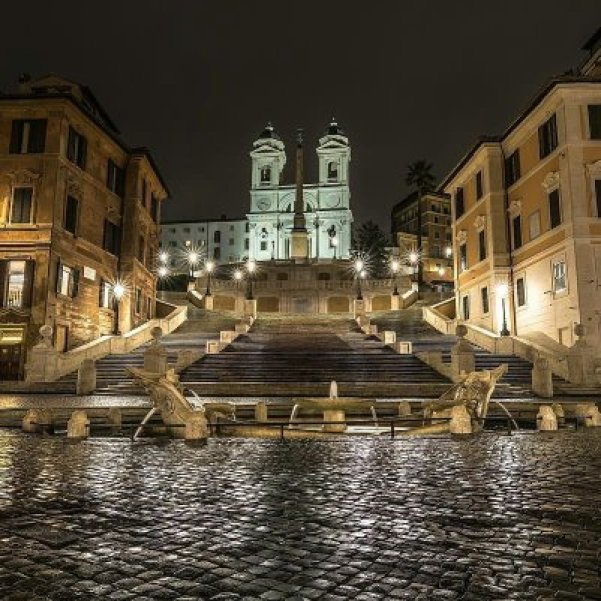 Beautiful places to visit in Rome