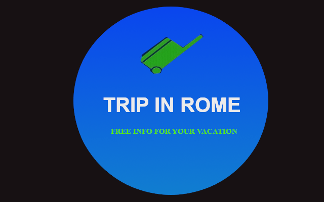 Trip in Rome - Free info for your vacation