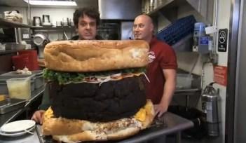Image result for man vs food