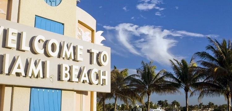 welcome to Miami beach florida