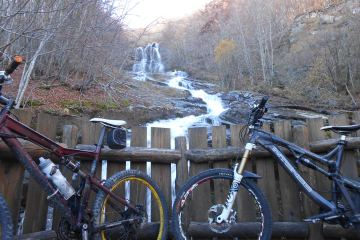 torrente Fellicarolo mtb