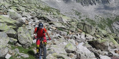Maurizio Deflorian- nonnocarb - sul Pordoi