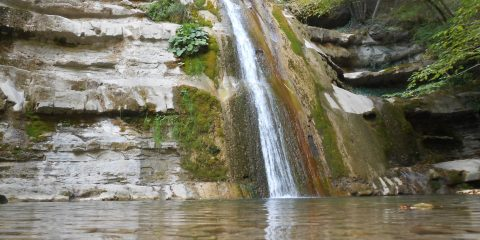 Cascate del Lavane