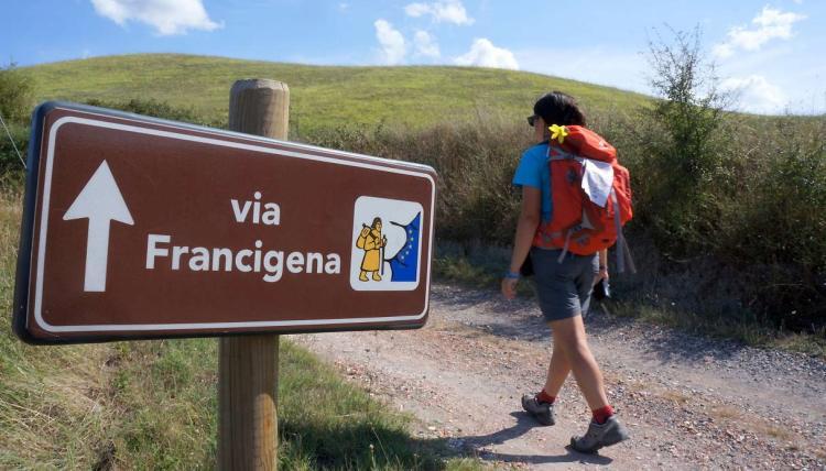 Via Francigena - I Cammini più belli d'Italia