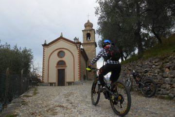 Monte Luppia e la località Crero