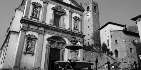 Monte Alto enduro in franciacorta chiesa di san giovanni