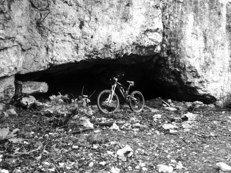 bici mtb nelle marche