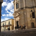 palazzo storico di trani