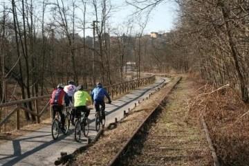 ferrovie ciclabili