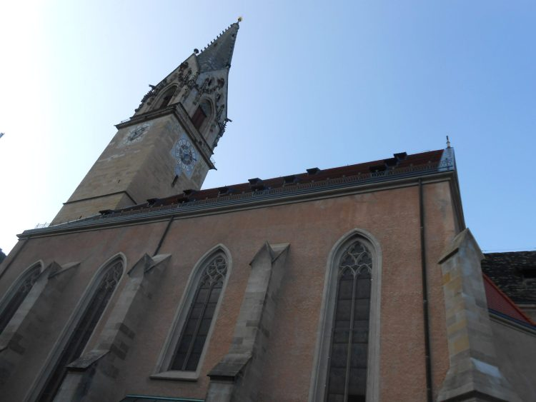 chiesa di tramin