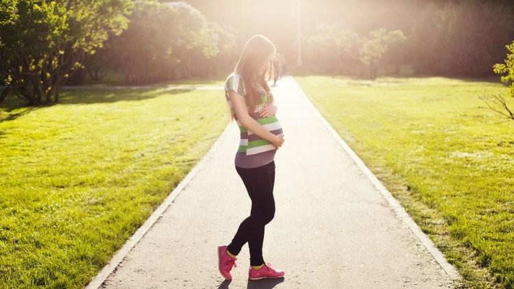 Correre dopo il parto/Foto via Pixabay