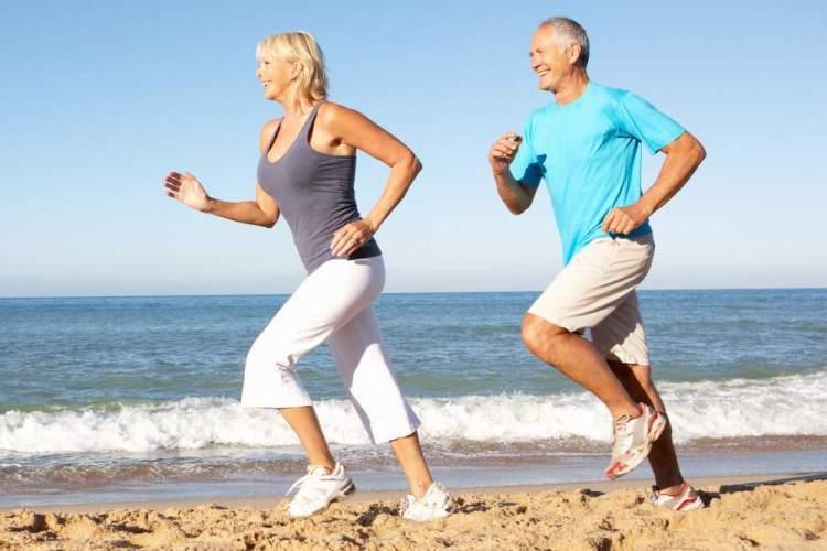 Corsa e invecchiamento